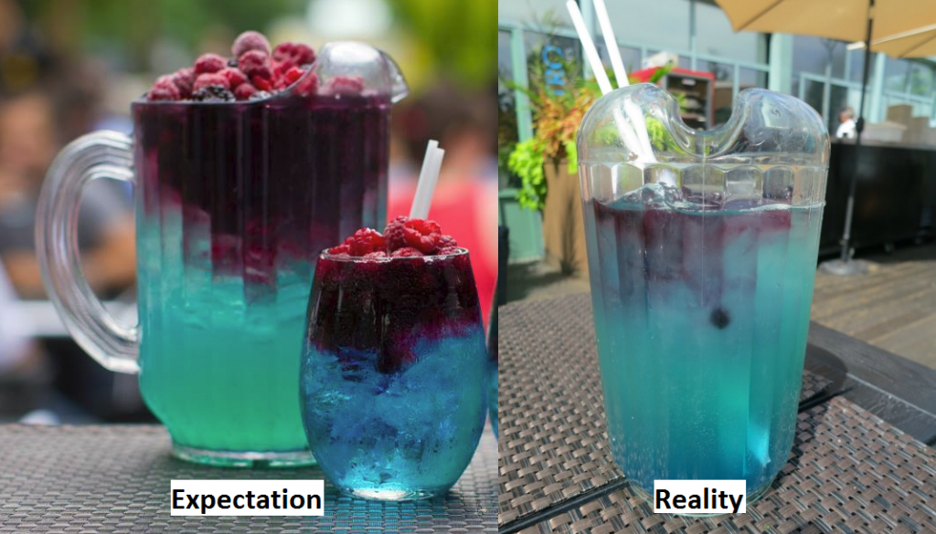 Terrasses Bonsecours Expectation vs Reality